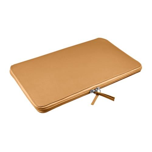 Rivestimento Computer Portatile per MacBook Air 11 pollici - Naturele - Pelle Liscia