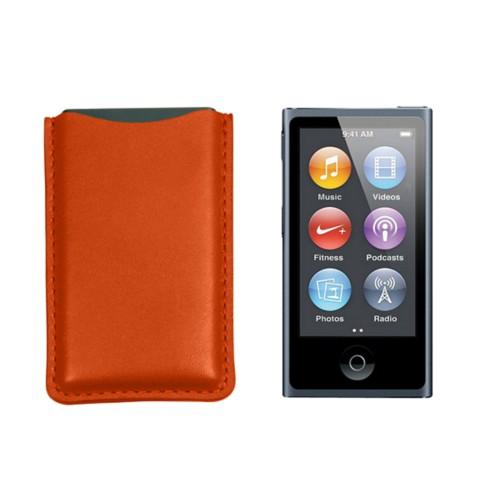 Lederetui für iPod Nano 7G