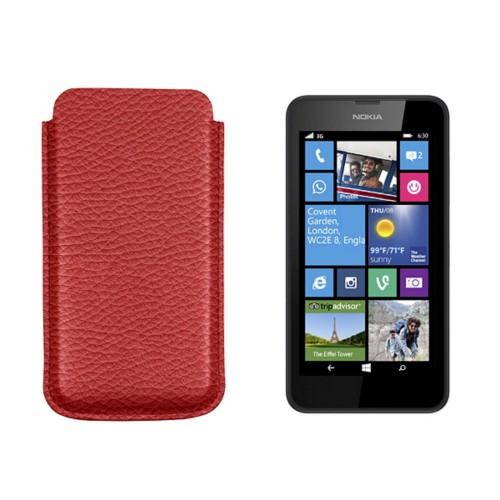 Astuccio per Nokia Lumia 630