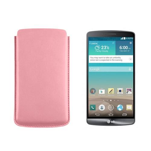 Funda con lengueta para LG G3