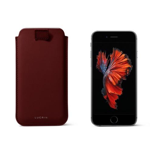 Funda para el iPhone 6 Plus/6s Plus con lengüeta
