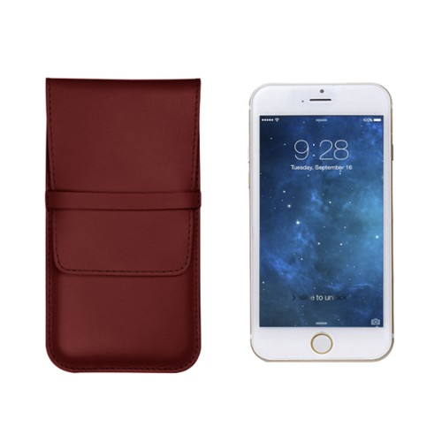 iPhone 6 Plus Case with Flap