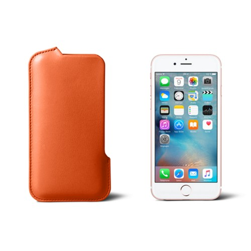 iPhone 6/6S case with side opening