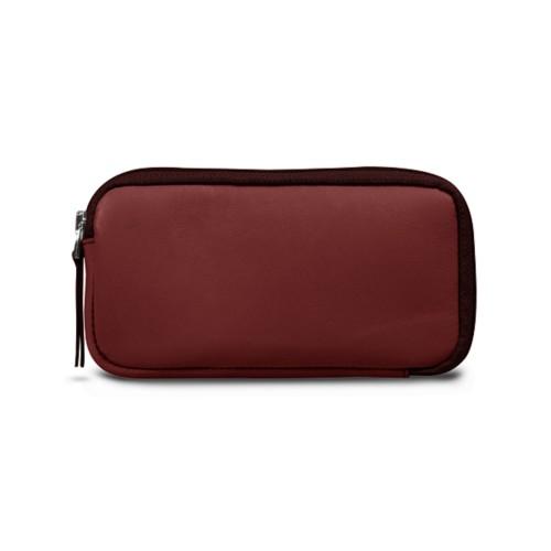 iPhone 6/6s Tasche mit Reißverschluss