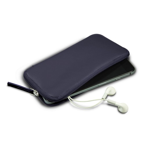 Pochette zippée pour iPhone 6 Plus/6s Plus