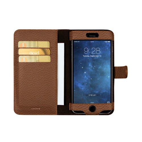 Elegantissima custodia rigida per iPhone 6