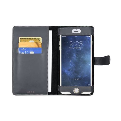 Case with card holder for iPhone 6 Plus