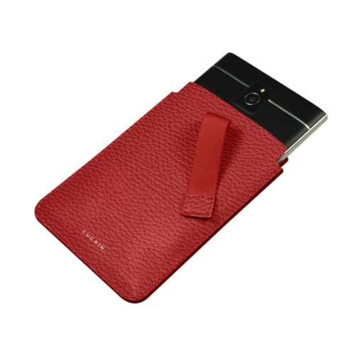 Blackberry Passport case with pull-up strap