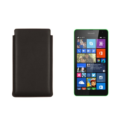 Housse Simple pour Microsoft Lumia 535