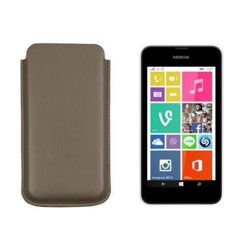 Astuccio per Nokia Lumia 530