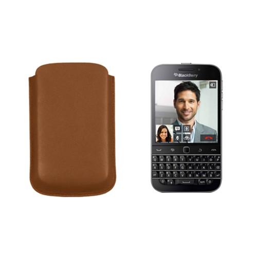 Etui simple pour BlackBerry Classic