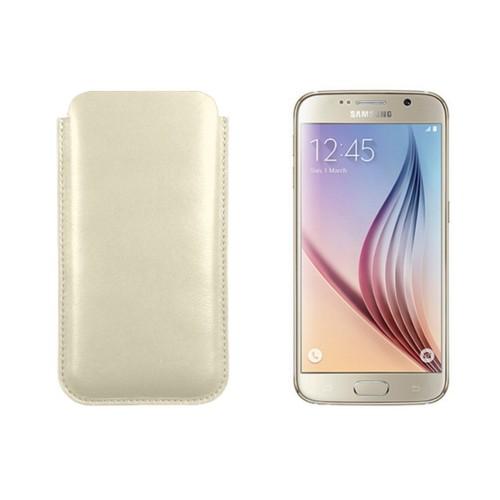 Klassisches Etui für das Samsung Galaxy S6