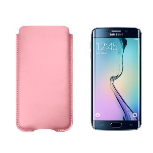 Tasche für das Samsung Galaxy S6 Edge
