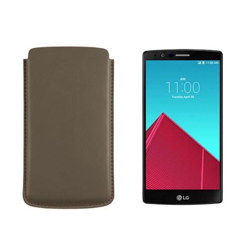 Housse pour LG G4