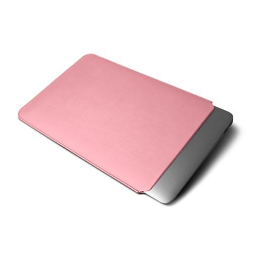 プロティティブカバー MacBook Air 2018 - Pink - Smooth Leather