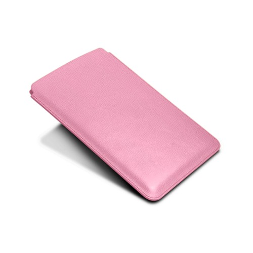 Protective Case for iPad Mini 4 - Pink - Goat Leather