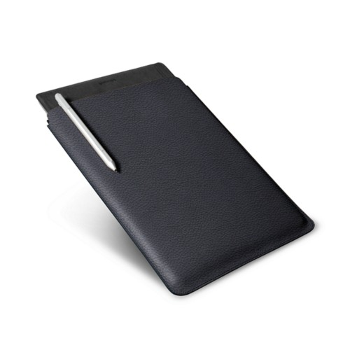 Microsoft Surface Pro 4 Case - Navy Blue - Granulated Leather