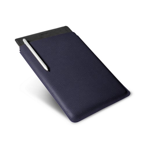 Microsoft Surface Pro 4 Case - Purple - Granulated Leather