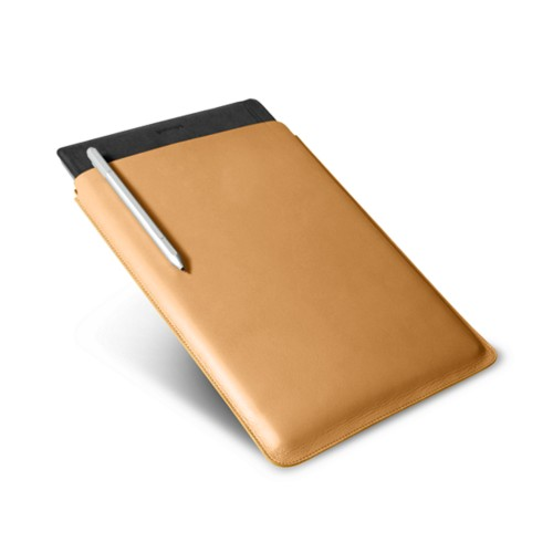 Microsoft Surface Pro 4 Case - Natural - Smooth Leather