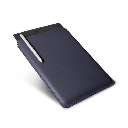 Microsoft Surface Pro 4 Case - Purple - Smooth Leather