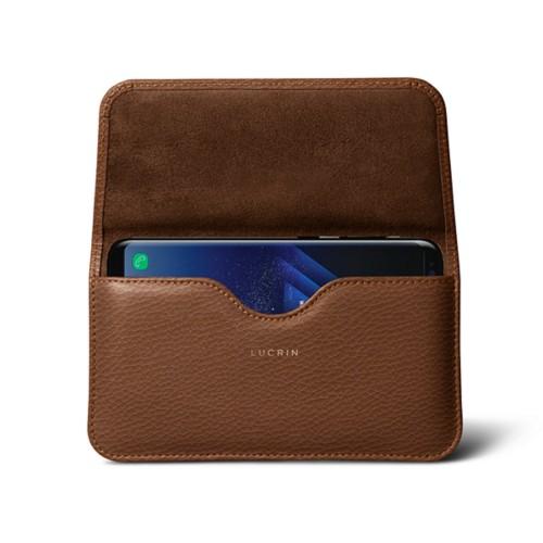 Gürtel-Etui für Samsung Galaxy S8+