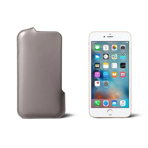 Étui iPhone 6 Plus/6S Plus a ouverture latérale