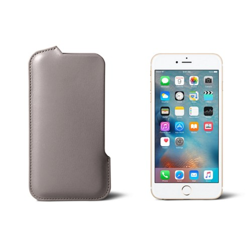 iPhone 6 Plus/6S Plus case with Side Opening