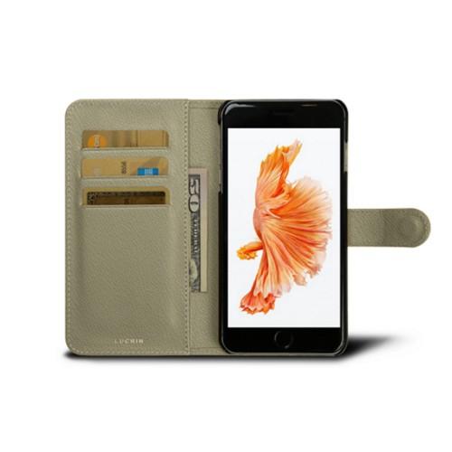 iPhone 6/6s Plus-Hülle im Brieftaschenformat