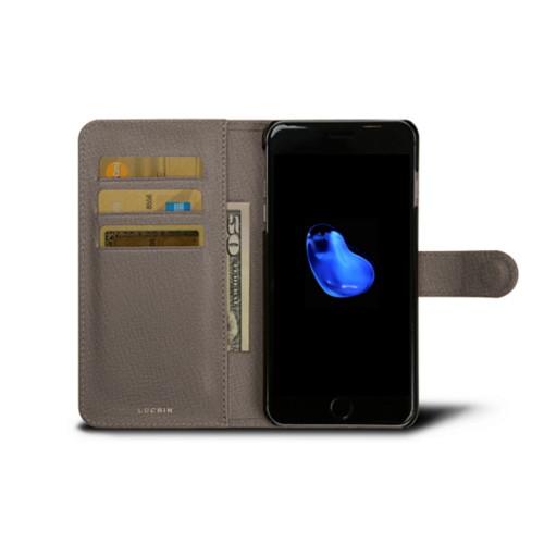 Flip case for iPhone 7 Plus