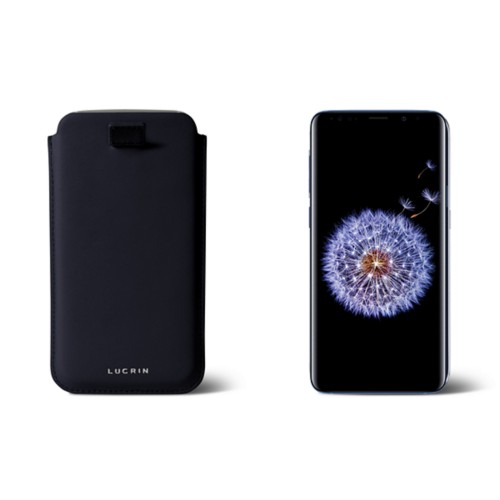 Tasche mit Rückzugfunktion für das Samsung Galaxy S8+