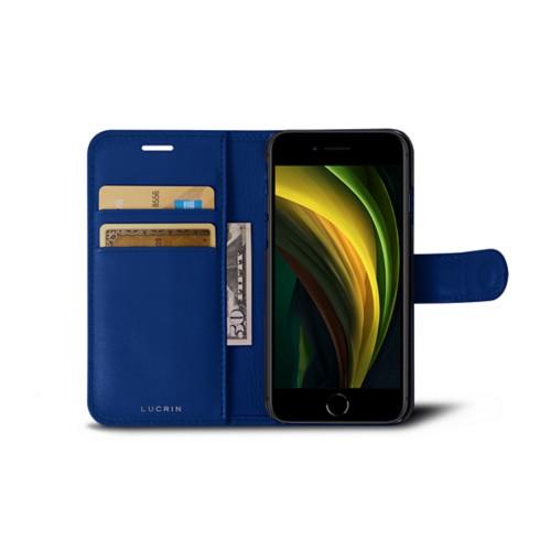 iPhone 7-Hülle im Brieftaschenformat
