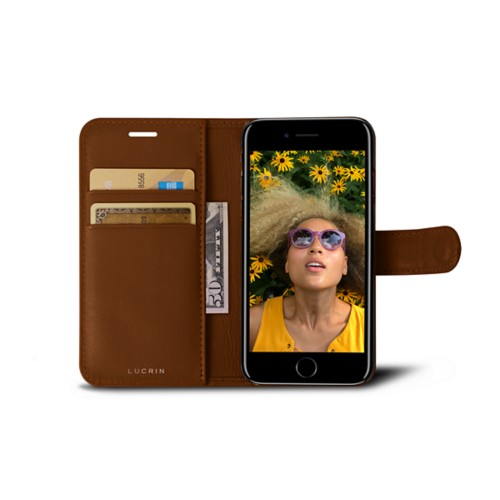 Étui Portefeuille iPhone 7