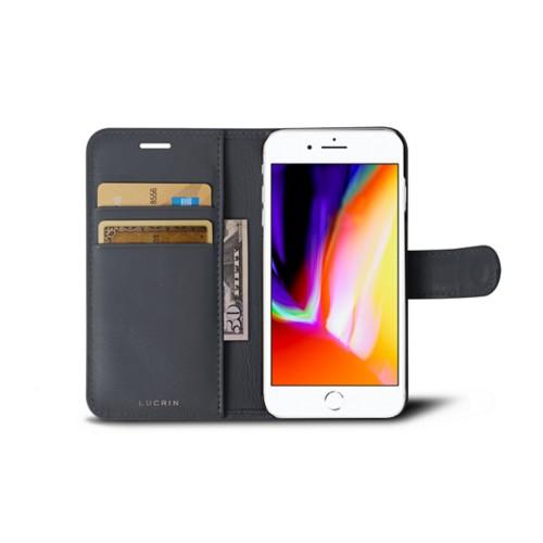 Funda monedero para iPhone 8