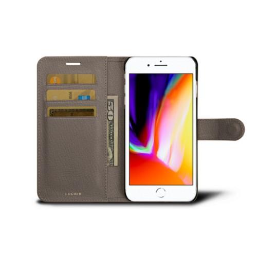 Étui Portefeuille pour iPhone 7 Plus