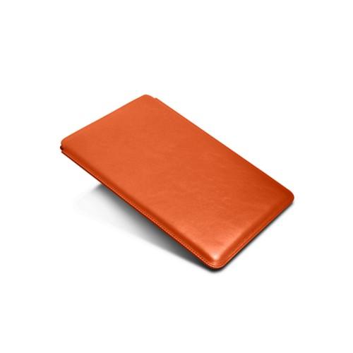 Hülle für iPad Pro 10.5-Zoll - Orange - Glattleder