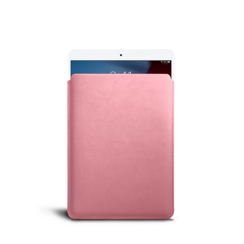 Protective Sleeve for iPad Air - Pink - Smooth Leather