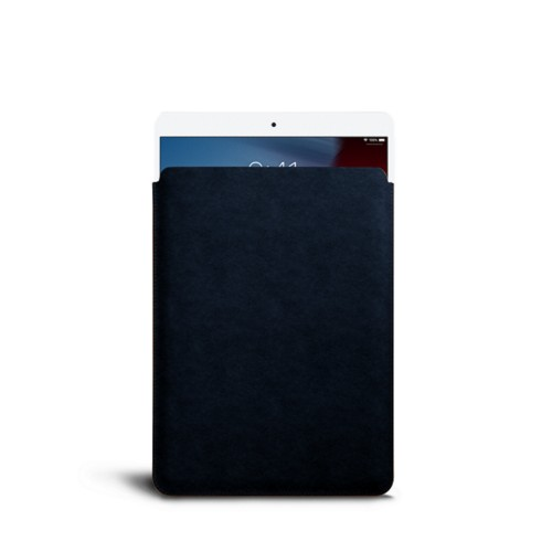 iPad Airプロテクティブスリーブ - Navy Blue - Vegetable Tanned Leather
