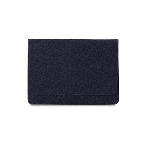 "Envelope Pouch iPad Pro 11"" 2018 - Purple - Granulated Leather"