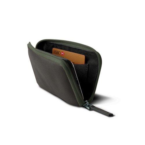 Zipped Pouch for iPhone XS