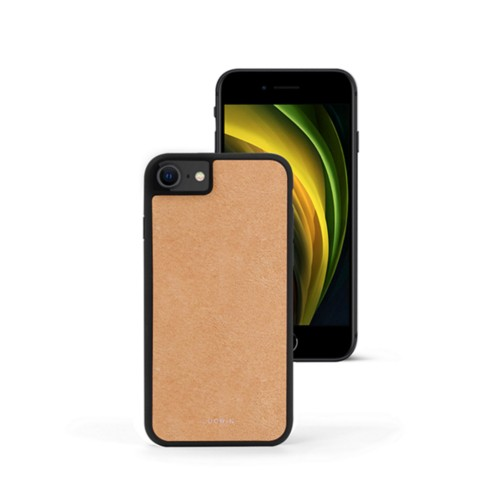iPhone SE Cover - Natural - Vegetable Tanned Leather