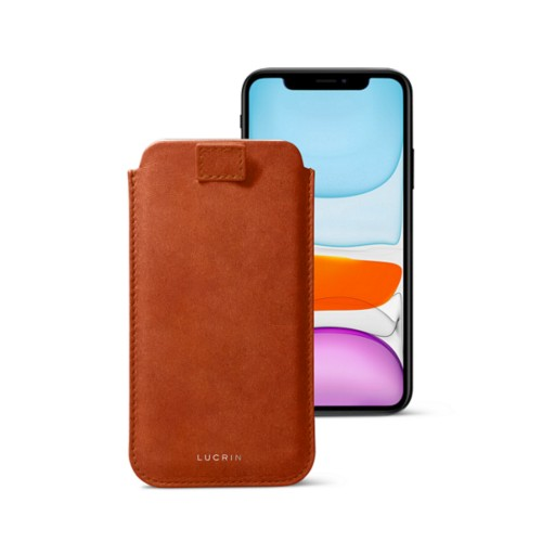 iPhone 11 Case with Pull Tab