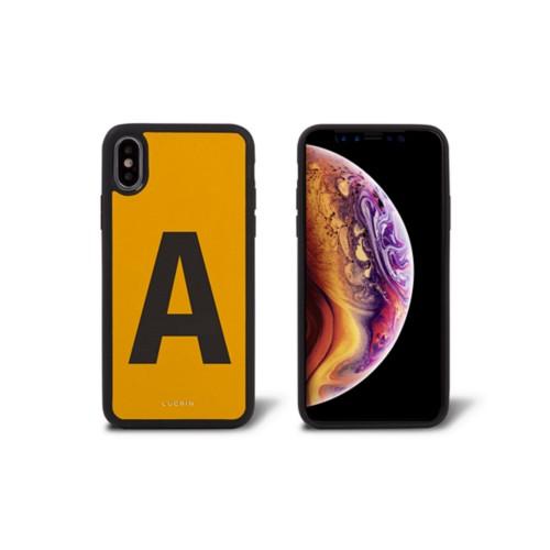 coque iphone xs avec accroche