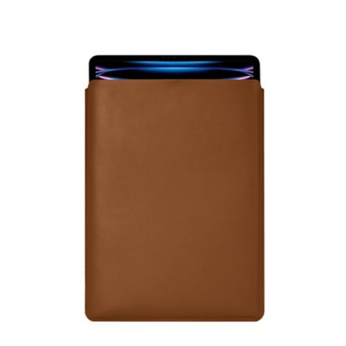 """Funda Para iPad Pro 12.9"""" 2018 - Coñac  - Piel Liso"""