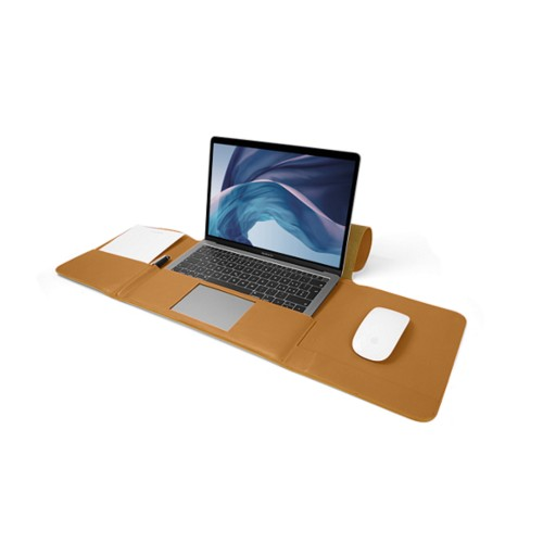 MacBook Air ケース13インチ - Natural - Smooth Leather