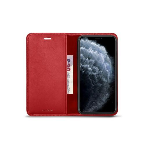 Maßgeschneiderte Brieftaschenhülle für das iPhone 11 Pro