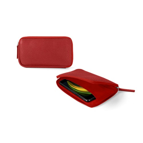 Zipped Pouch for iPhone SE 2020