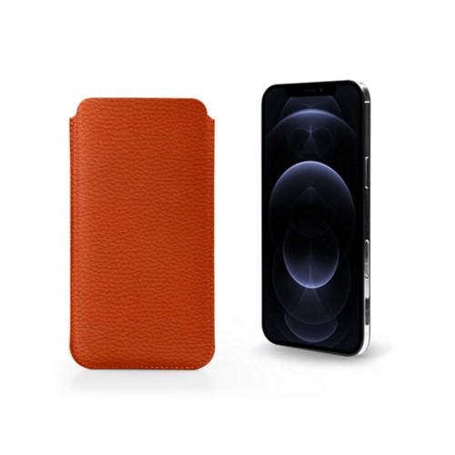 Etui classique iPhone 12 Pro Max