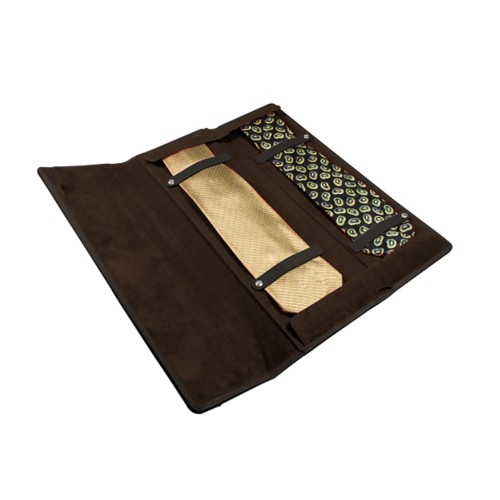Krawattentasche mit Magnetverschluss