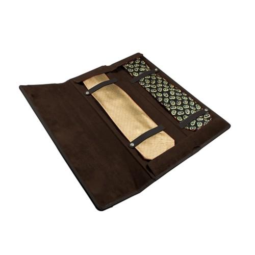 Porte cravate à fermeture magnétique