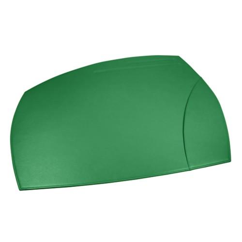 Desk blotter- one flat pocket